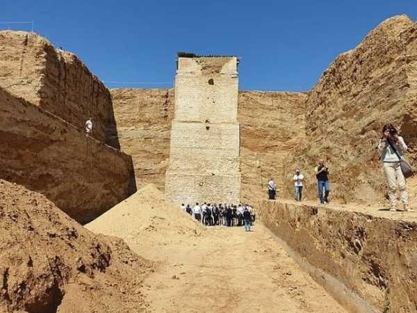Раскопали огромный римский  мавзолей под Пловдивом