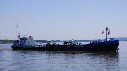 20 кораблей застряли на Дунае под Свищовом