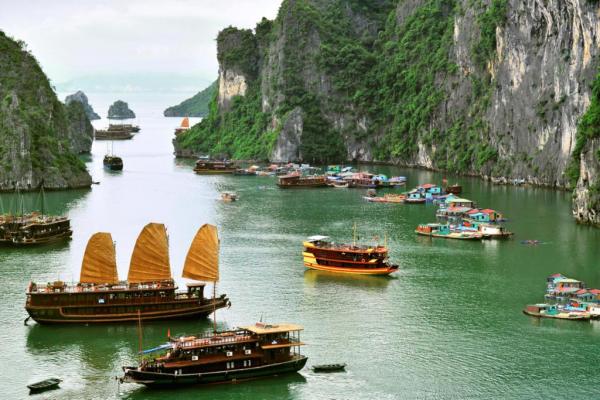Туризм во Вьетнаме оказался на подъёме: +15%