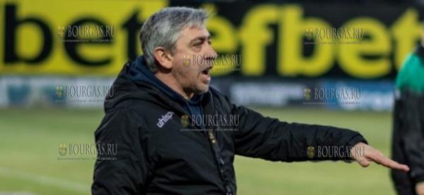 Александр Севидов начал со скандала свою карьеру тренера в болгарском футболе