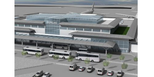 Реконструкция аэропорта в Бургасе — продолжается…