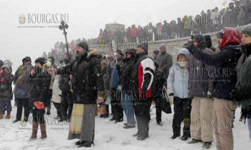 В Болгарии празднуют Богоявление или Иорданов день