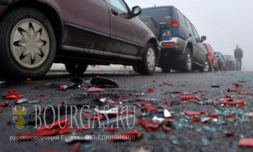 В 2019 году на дорогах Болгарии в ДТП погибли 623 человека