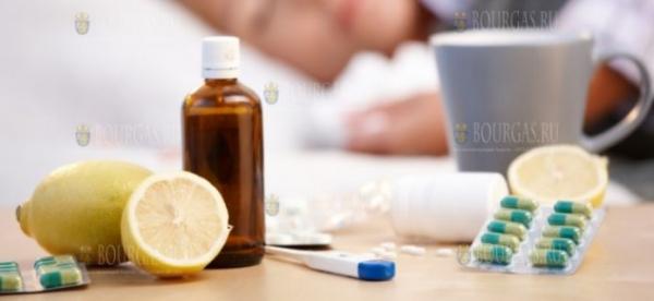 Первая жертва свиного гриппа в Болгарии