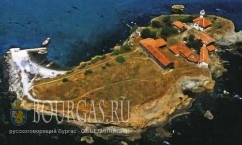 На острове Святой Анастасии в Бургасе расширят пирс