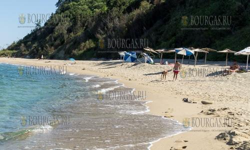Расположение всех нудийских пляжей в Болгарии (Ахтополь, Фичоза, Черноморец, Липите)