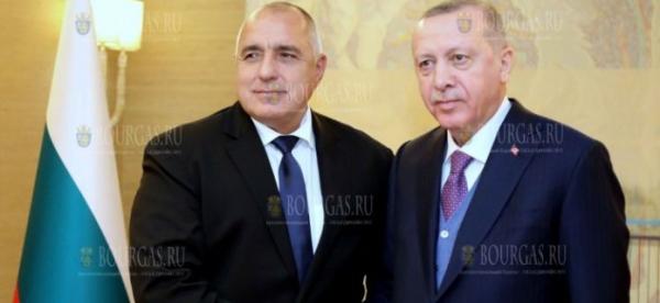 Премьер Болгарии встретился с президентом Турции
