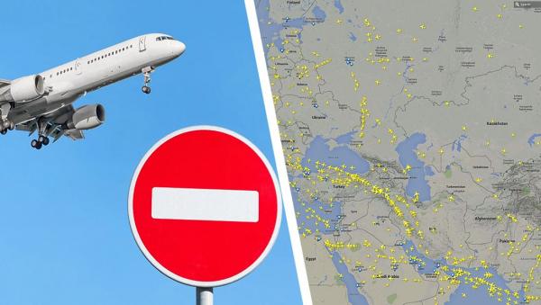 Правительство оценит безопасность полетов в ОАЭ, Израиль, Египет, Оман, Иорданию. Туризм под угрозой