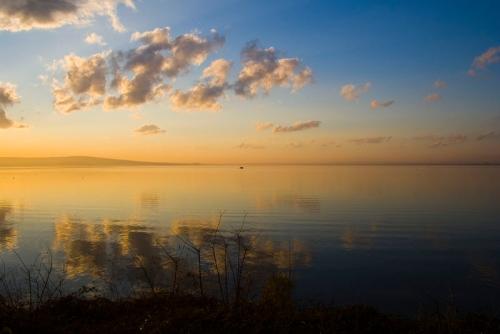Канал, который соединяет озеро Вая с Черным морем, будет почищен