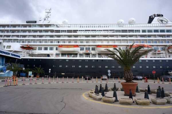 Шесть морских лайнеров посетят в этом году Варну