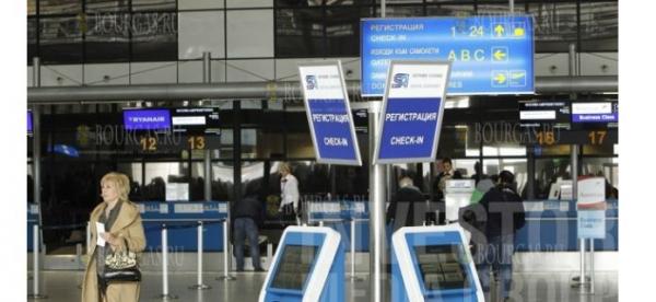 В Болгарии наблюдается рост поездок болгар за границу в ноябре