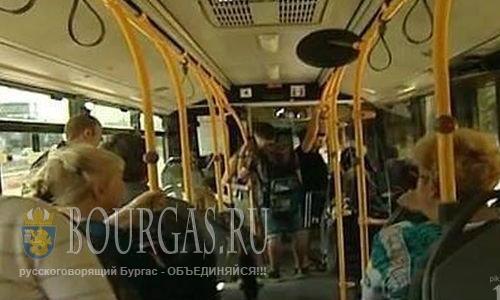 В автобусе в Бургасе скоропостижно скончался мужчина
