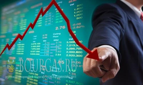 В Болгарии наблюдается спад объемов производства