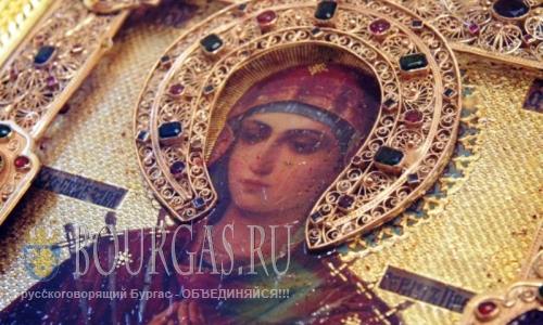 В Поморие прибудет Чудотворная икона Божьей Матери