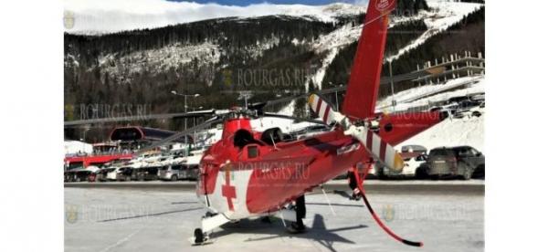 В Болгарии стартует процедура закупки 2 медицинских вертолетов