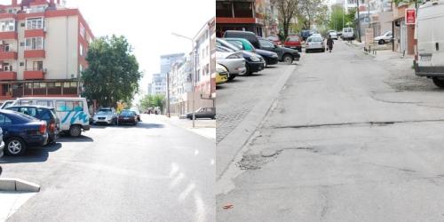 Еще одна улица Бургаса приняла нормальный вид…