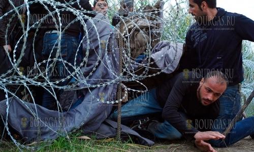 Нелегалы нашли брешь в системе охране гос. границы Болгарии
