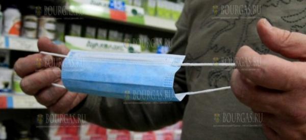 В Болгарии разработали свои маски против коронавируса