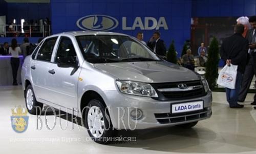 Российские Лады атакуют автомобильный рынок Болгарии