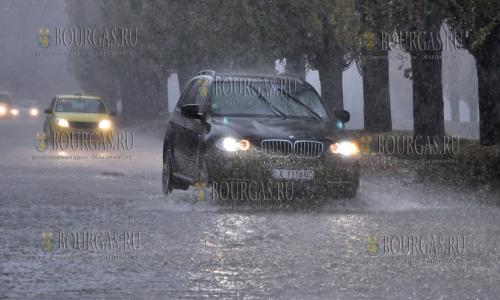 В Хасково продолжают выявлять убытки, после вчерашнего шторма