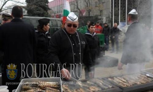В Бургасе хотят провести рыбный фестиваль