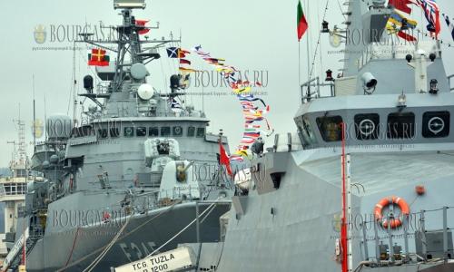Болгария планирует приобрести в Германии два боевых корабля