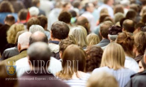 Почти 8% болгар живет в одном населенном пункте, а работает в другом