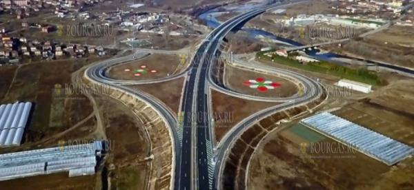 """На АМ """"Черно море"""" максимальная скорость передвижения не превысит 120 км/ч"""