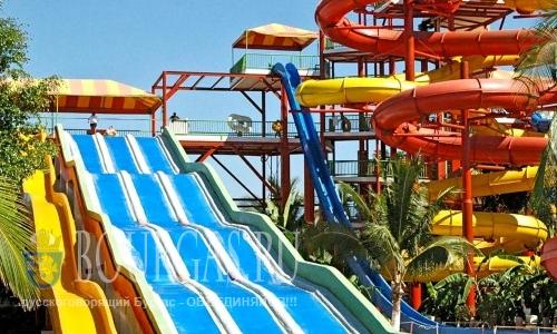 В этом сезоне появится МЕГА аквапарк в Бургасской области