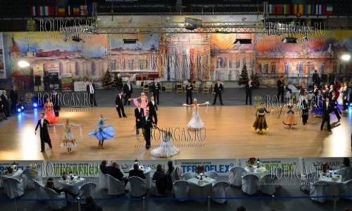 В июне текущего года пройдет очередной Кубок Бургаса по спортивным танцам