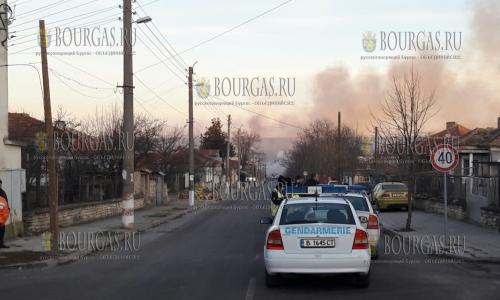 Жителей селения Хитрино эвакуируют