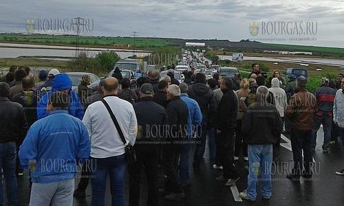В ближайшую субботу — 7 марта, будет перекрыта дорога Бургас-Созополь