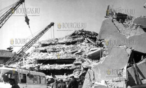 4 марта 1977 года в Болгарии произошло сокрушительное землетрясение