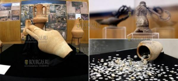 В Софии открылась выставка «Археологические открытия Национального исторического музея»