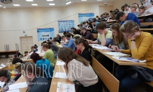 Болгарские студенты предпочитают европейские ВУЗы