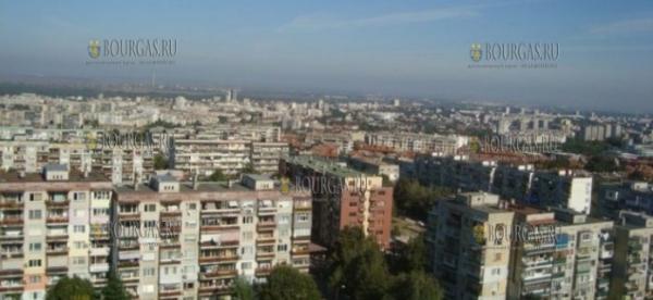Более 34 л/м2 осадков выпало в Русе менее, чем за час