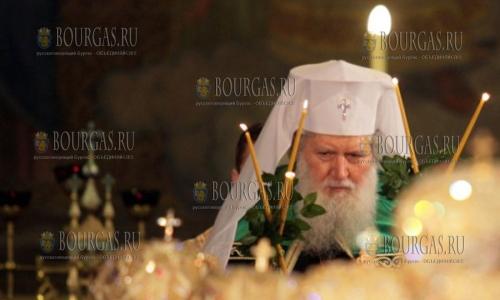 Патриарх Болгарской православной церкви Неофит, госпитализирован