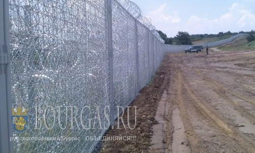 Турецко-болгарская граница закрыта