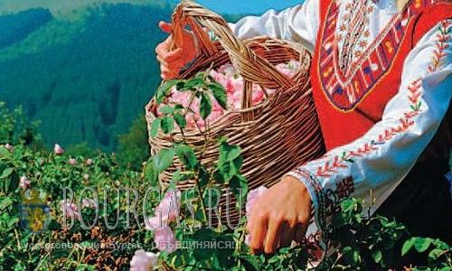 Стартовал Фестиваль роз в Казанлыке