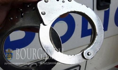В Бургасе прошла полицейская спецоперация
