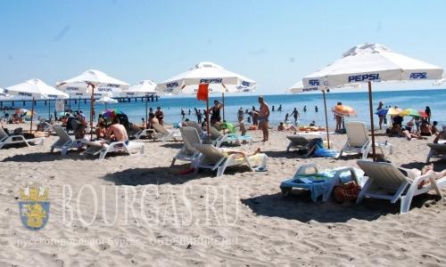 Цены на пляжах Болгарии скоро пойдут вниз