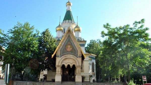 Об истории русской Церкви в Болгарии