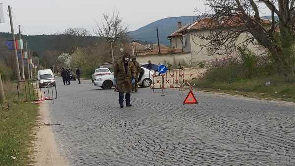 Сбежавший больной вызвал блокаду деревни