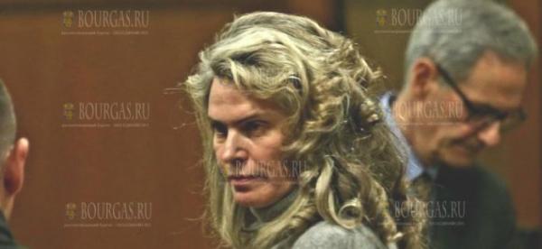 Жена Василя Божкова будет снова взята под стражу