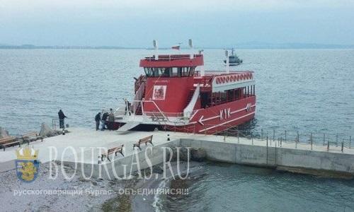 Туристический сезон стартует на острове Святой Анастасии