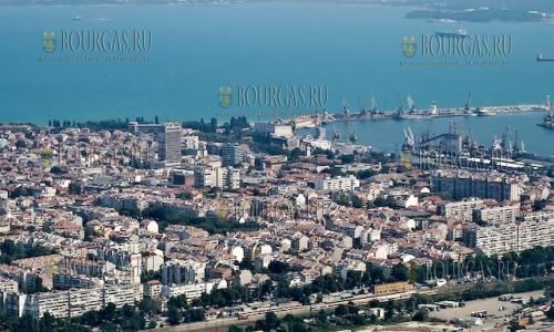 О жилищном фонде Бургаса и Бургасской области