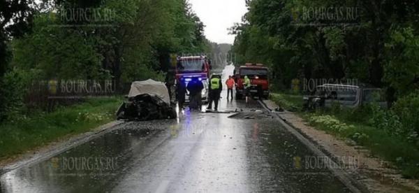 В Болгарии в ДТП погибли сразу 3 женщины