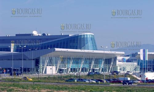 Движение самолетов в небе Болгарии уменьшилось на 85%