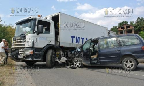 За прошедшие дни сразу семь человек погибли в ДТП на болгарских дорогах