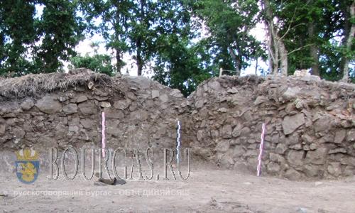 В Приморско продолжат изучение крепости Фармакида